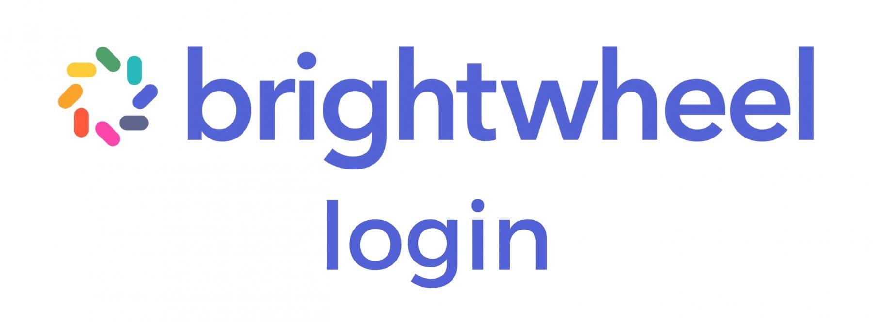 Brightwheel login